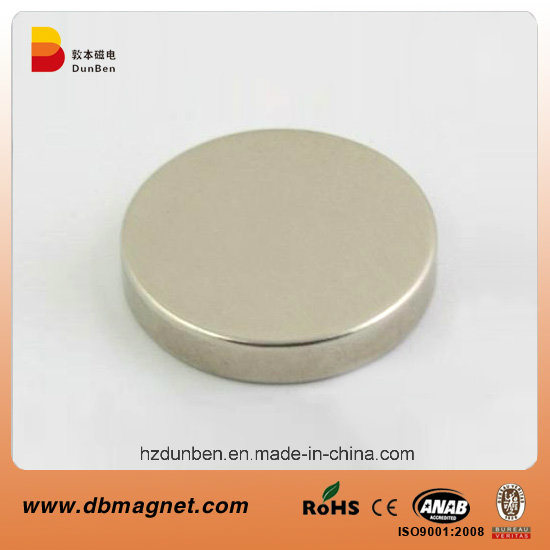 High Quality N50 Rare Earth NdFeB Magnetic Material