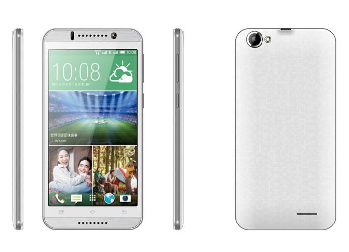 Mtk6582 Chip Quad Core Mobile Phone, 5.5inch IPS Screen 3G Smart Phones