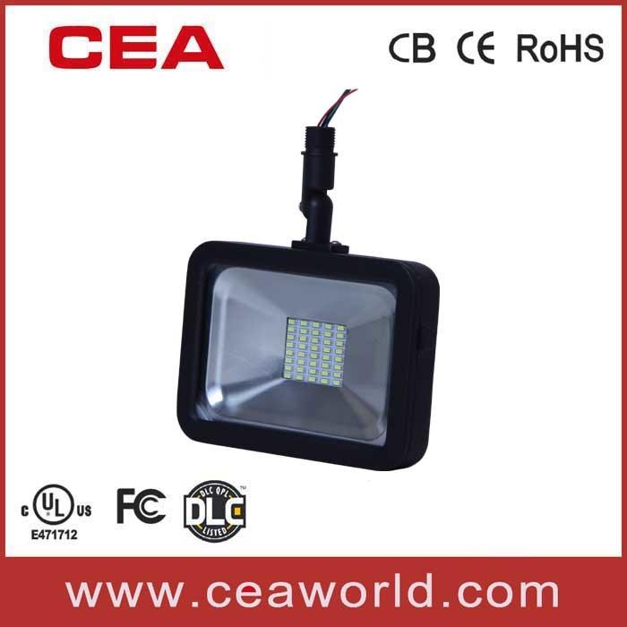 UL cUL Dlc Approved 10W-50W Integrated SMD Flood Light
