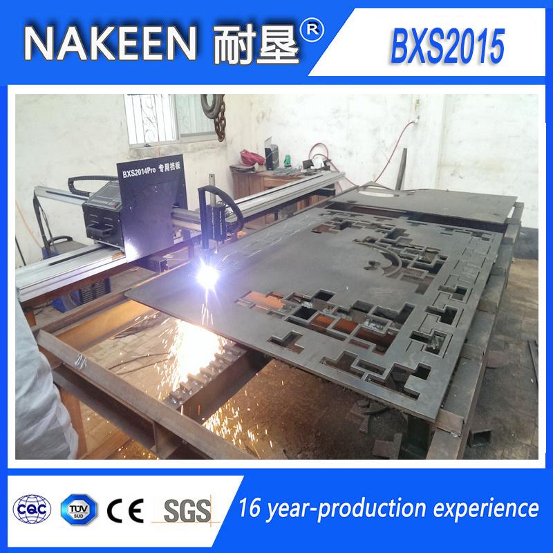 Portable CNC Plasma Cutting Machine with Gas Cutting