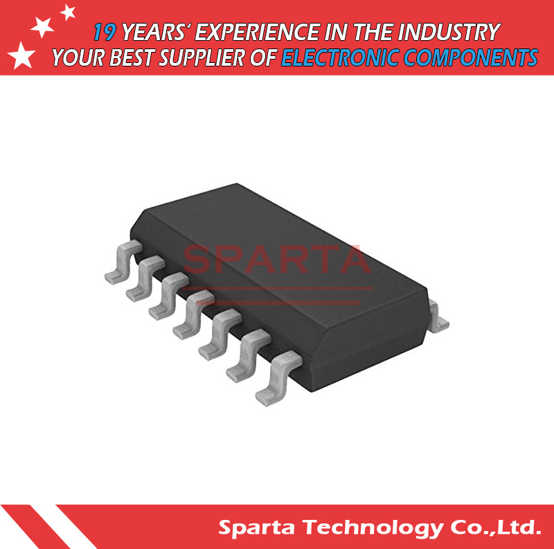 Uln2003adr Seven Darlington Array IC Integrated Circuit Transistor
