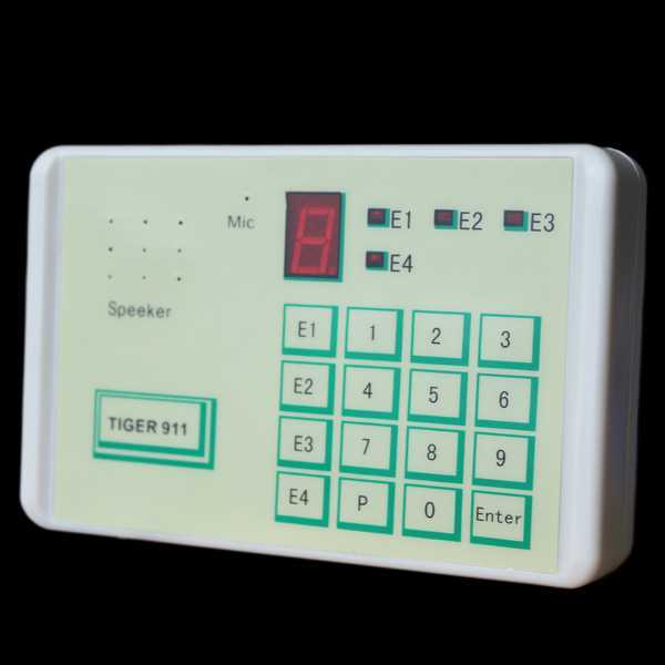 Wired PSTN Auto-Dialer with Power Down Protection