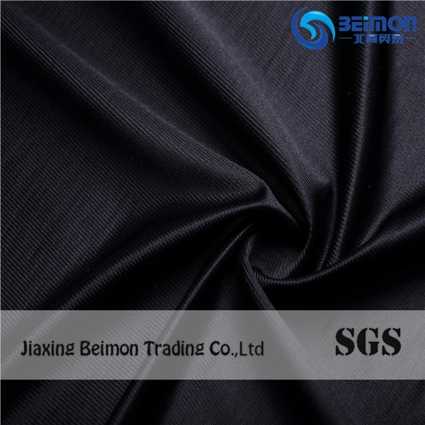 Nylon Spandex Thick Smooth Net Tulle