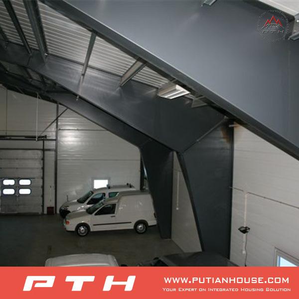 Hot Sale Prefab Steel Structural for Workshop