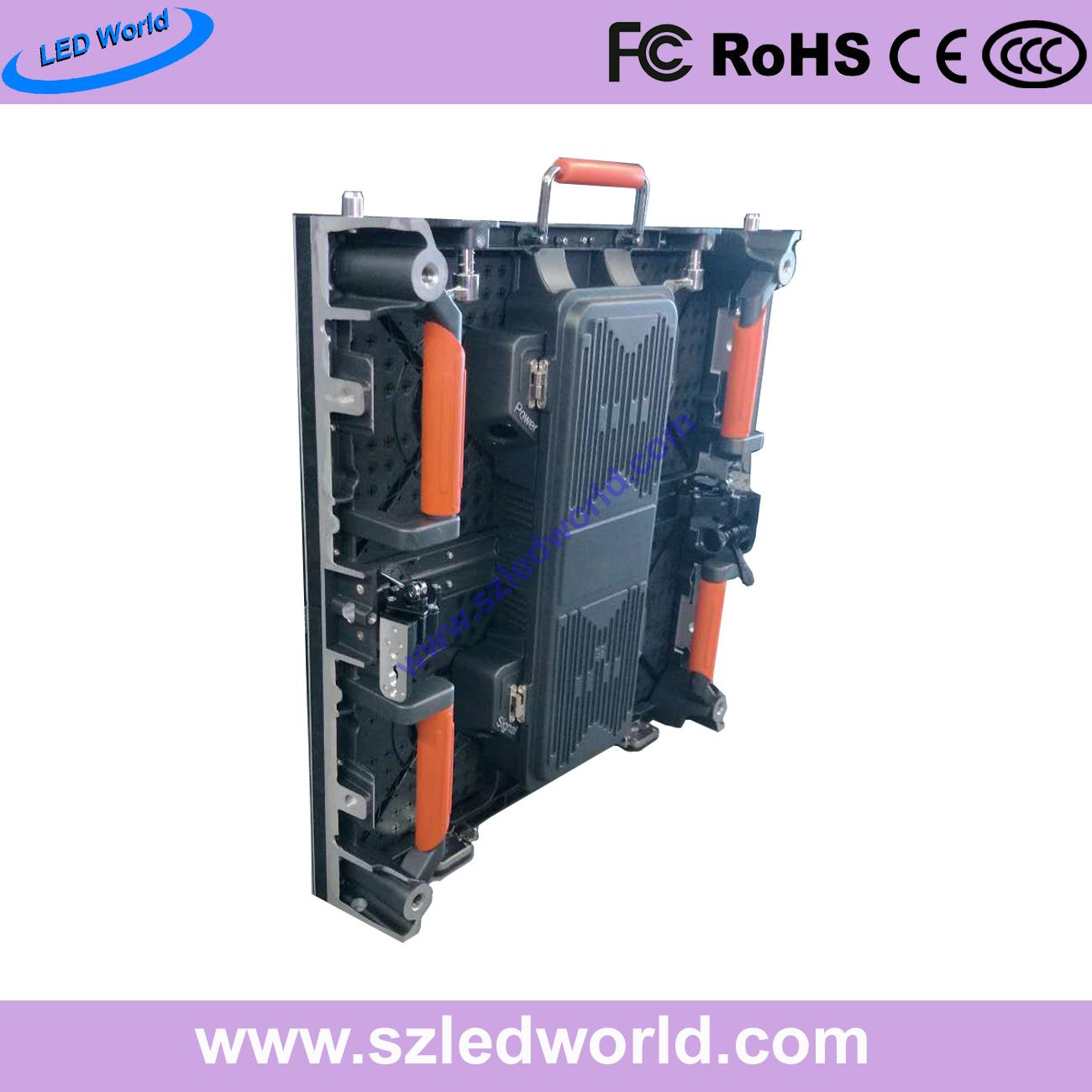 Outdoor/Indoor Rental LED Display Screen Panel Advertising Board (P3.91, P4.81, P5.95, P6.25)