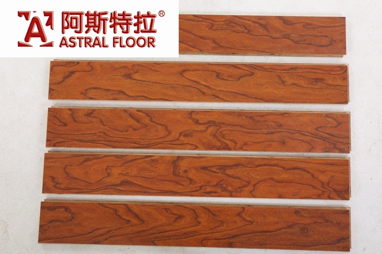 Matte Surface Finishing and Decorative High-Pressure HPL Type Furniture Floor/Laminate Flooring (AS18212)