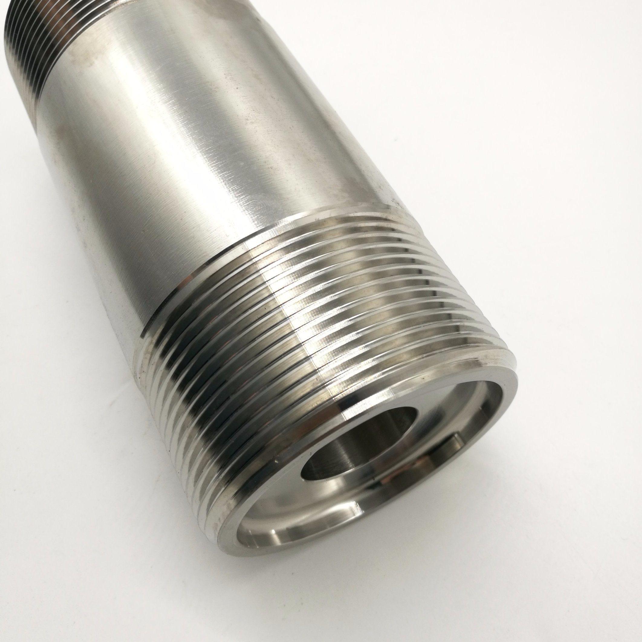 420 MPa Water Jet Cutting Machine High Pressure Cylinder Waterjet Intensifier Parts