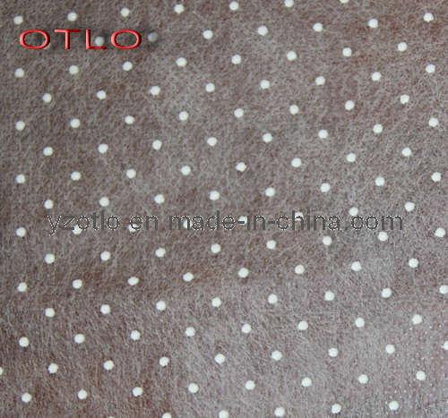 Anti Slip Fabric : China anti slip treatment nonwoven fabric non