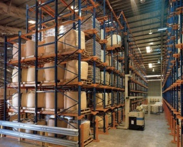 Storage Pallet Racking for Warehouse