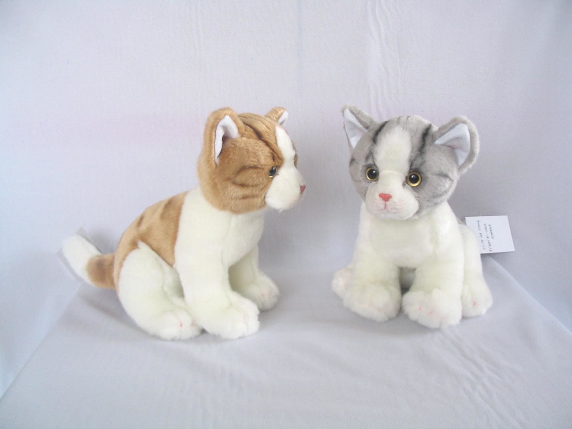 Ghetto stuffed kitten toys days