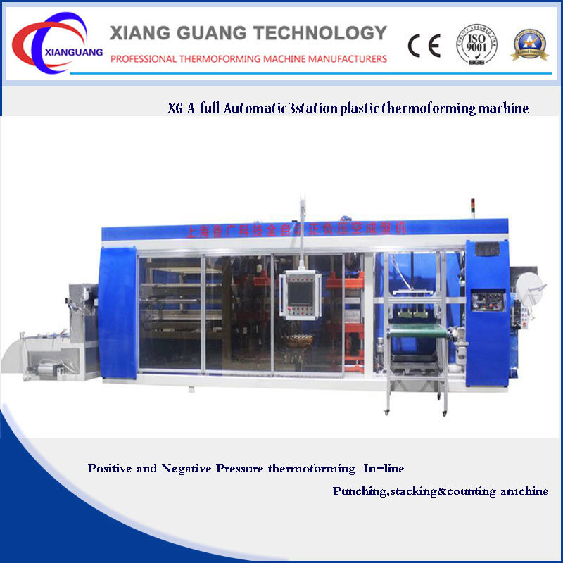 Factory Price Plastic Thermoforming Equipment for Sale