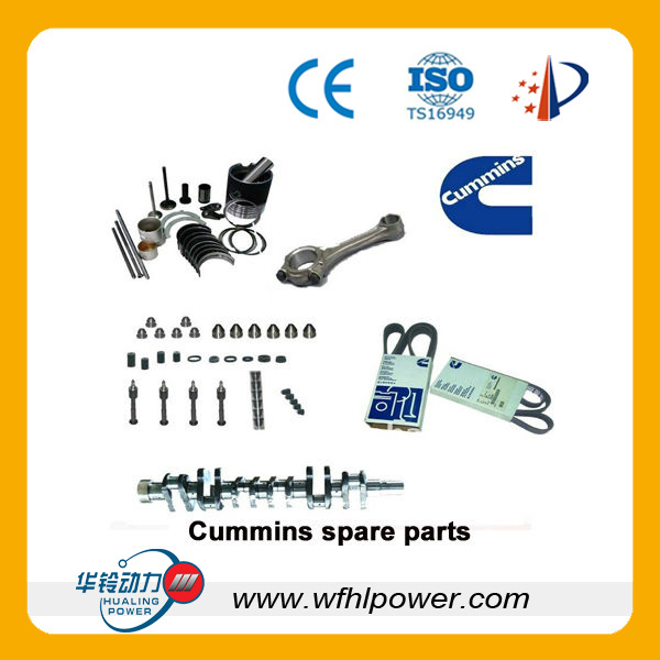 Spare Parts for Different Brand Diesel Engine
