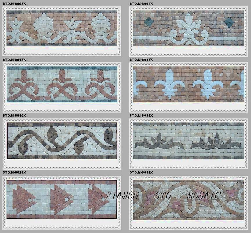 Mosaik Beispiele