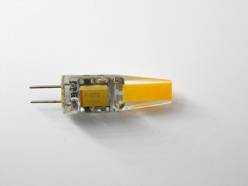 G4 1.5W COB LED White Light AC/DC 12V T3