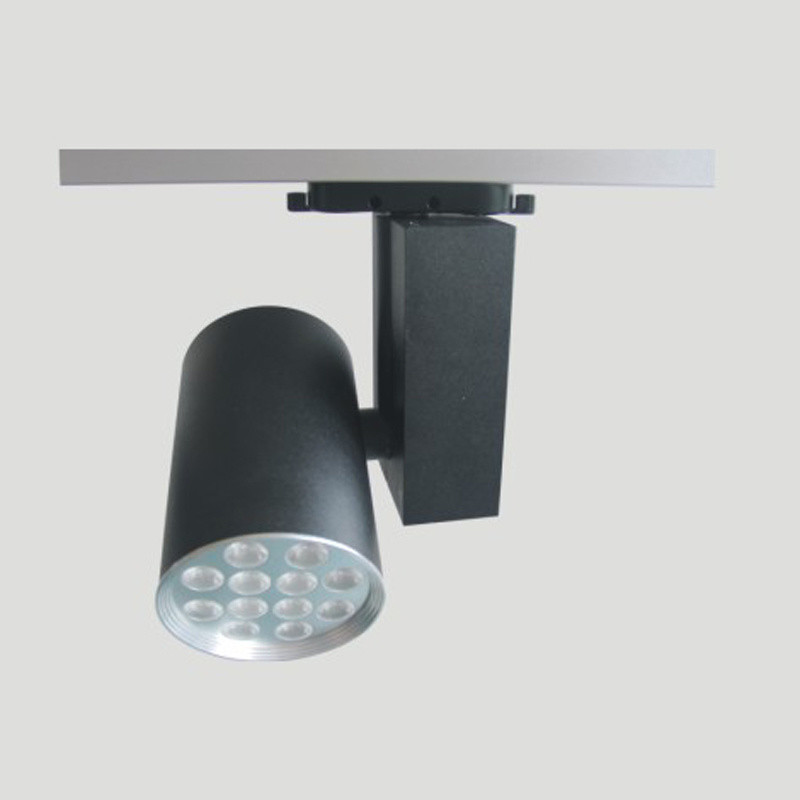 Led Track Lighting China: China LED Track Light (HM-TH-6004)