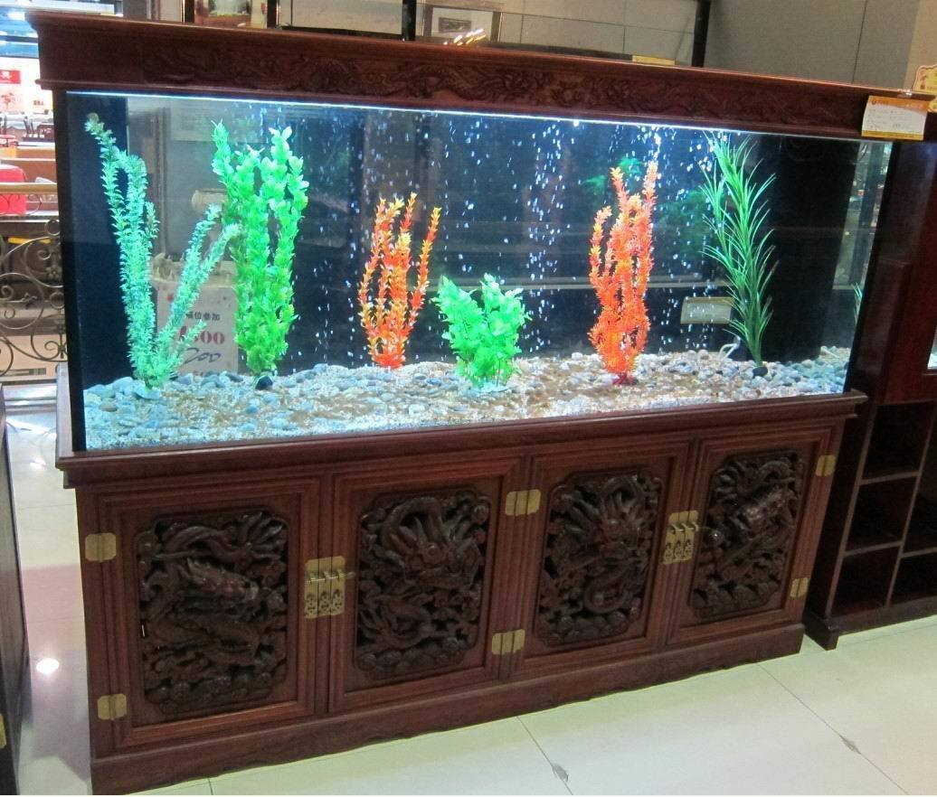 Fish tank decorations wood trunk 5 3 aquarium ornament for Aquarium decoration