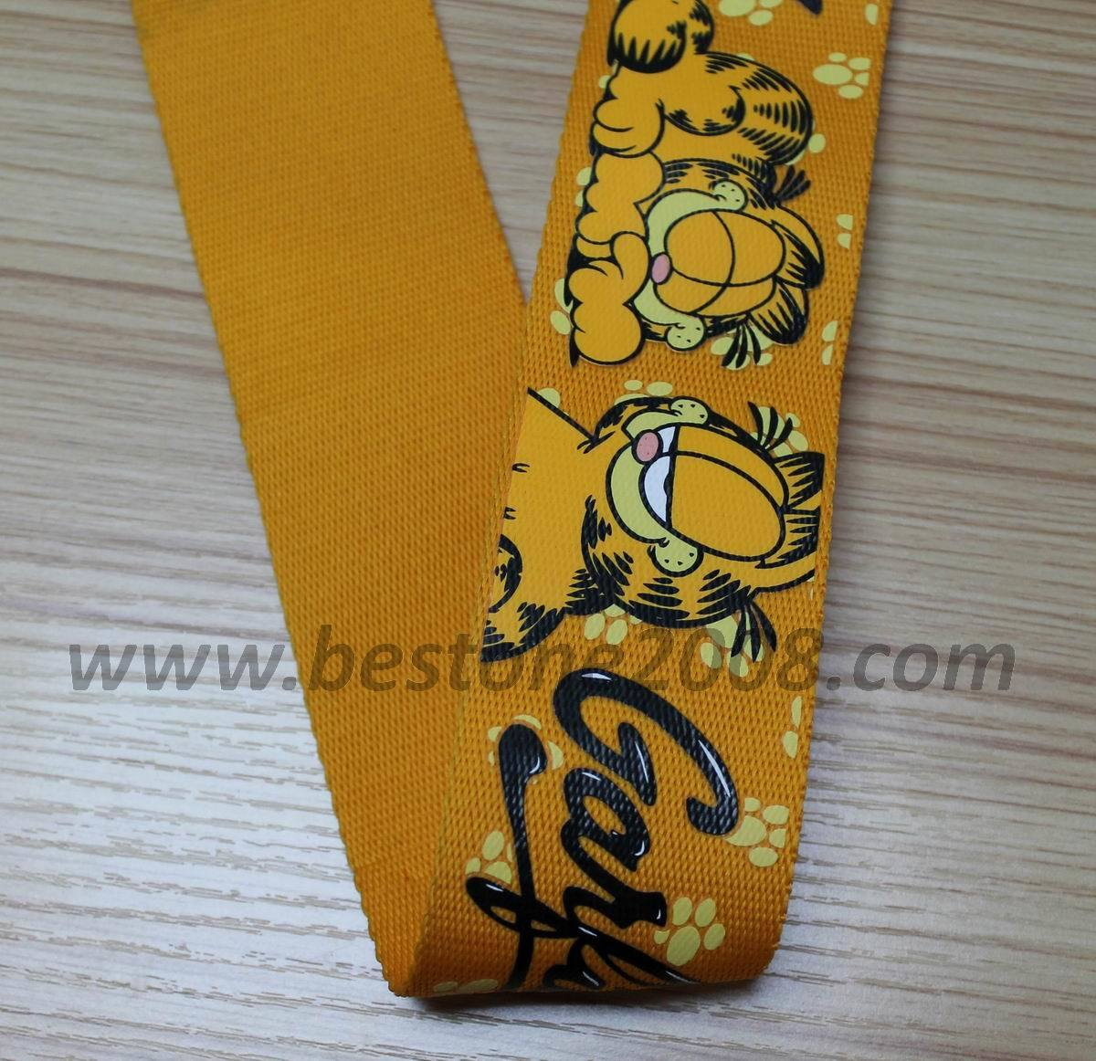 Factory High Quality Printing Webbing for Garment #1312-2