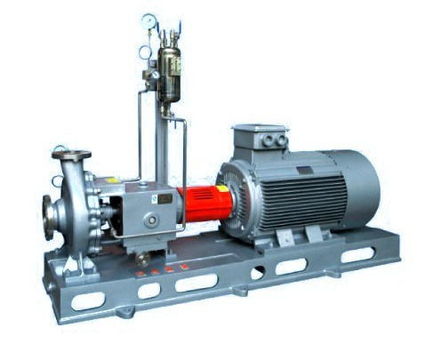 Horizontal Stainless Steel End Suction Pump (IJ Series)