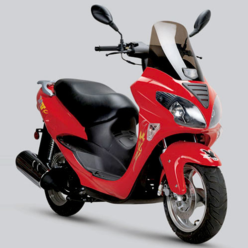 New and Used Scooters, Scooter Parts, and Accessories - The Athens