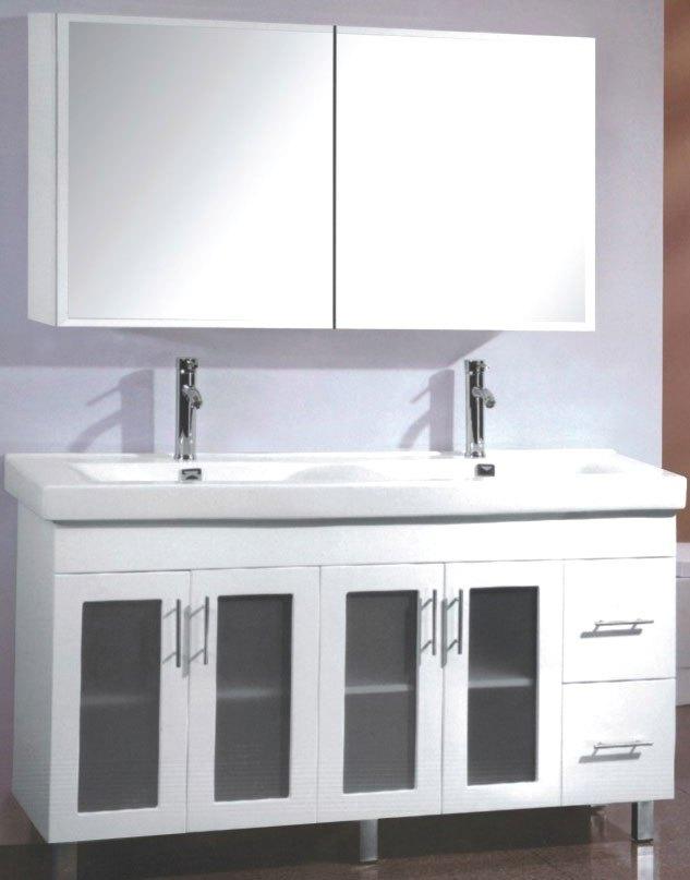 China High Gloss MDF Bathroom Cabinet Bathroom Vanity BL B1500 China Bat