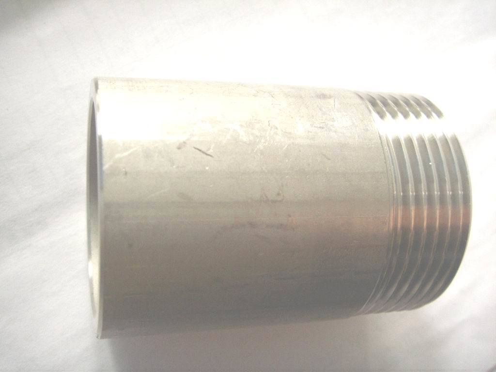 China stainless steel welded nipple