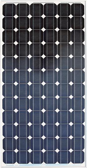 Monocrystalline Solar Panel 170W (CNSDPV170(36)M5-50/45/35)