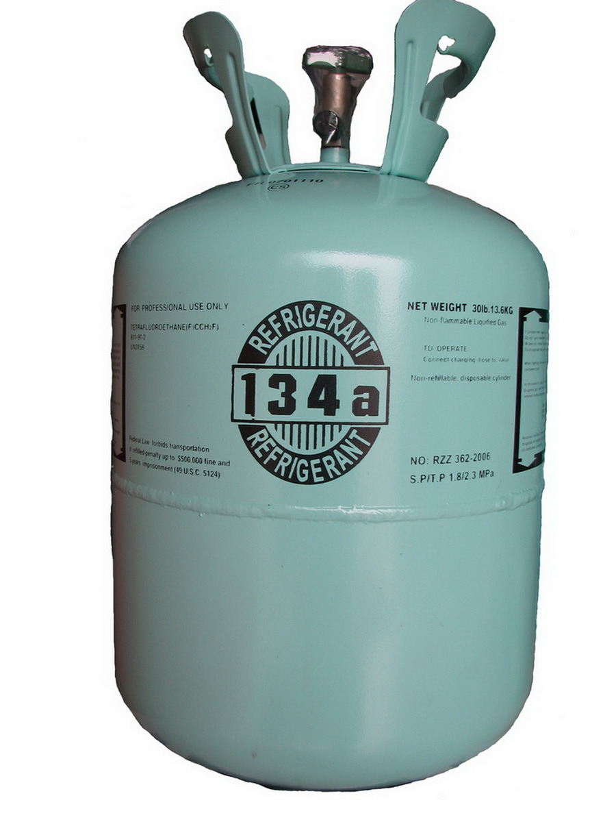 China Freon Gas (R134A) - China Refrigerant, Freon Gas