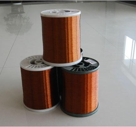 China Enamled Copper Clad Aluminium Wire China Enameled