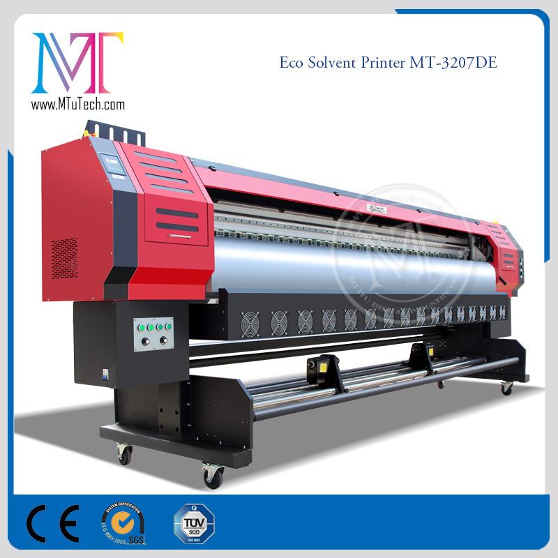 3.2 Meters Inkjet Large Format Printer with Original Epson Dx5 Printhead Eco Sovent Printer