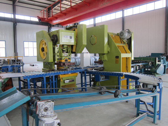50-220L Steel Drum/ Barrel Making Machines