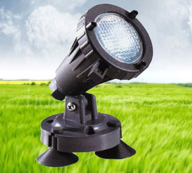 Underwater LED Lighting, Submersible Spot Waterproof Light (HL-018) Pond Lighting