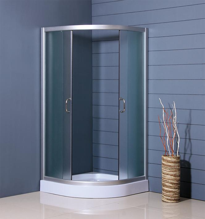Frosted Glass Shower Enclosure with Whole Sale Prices