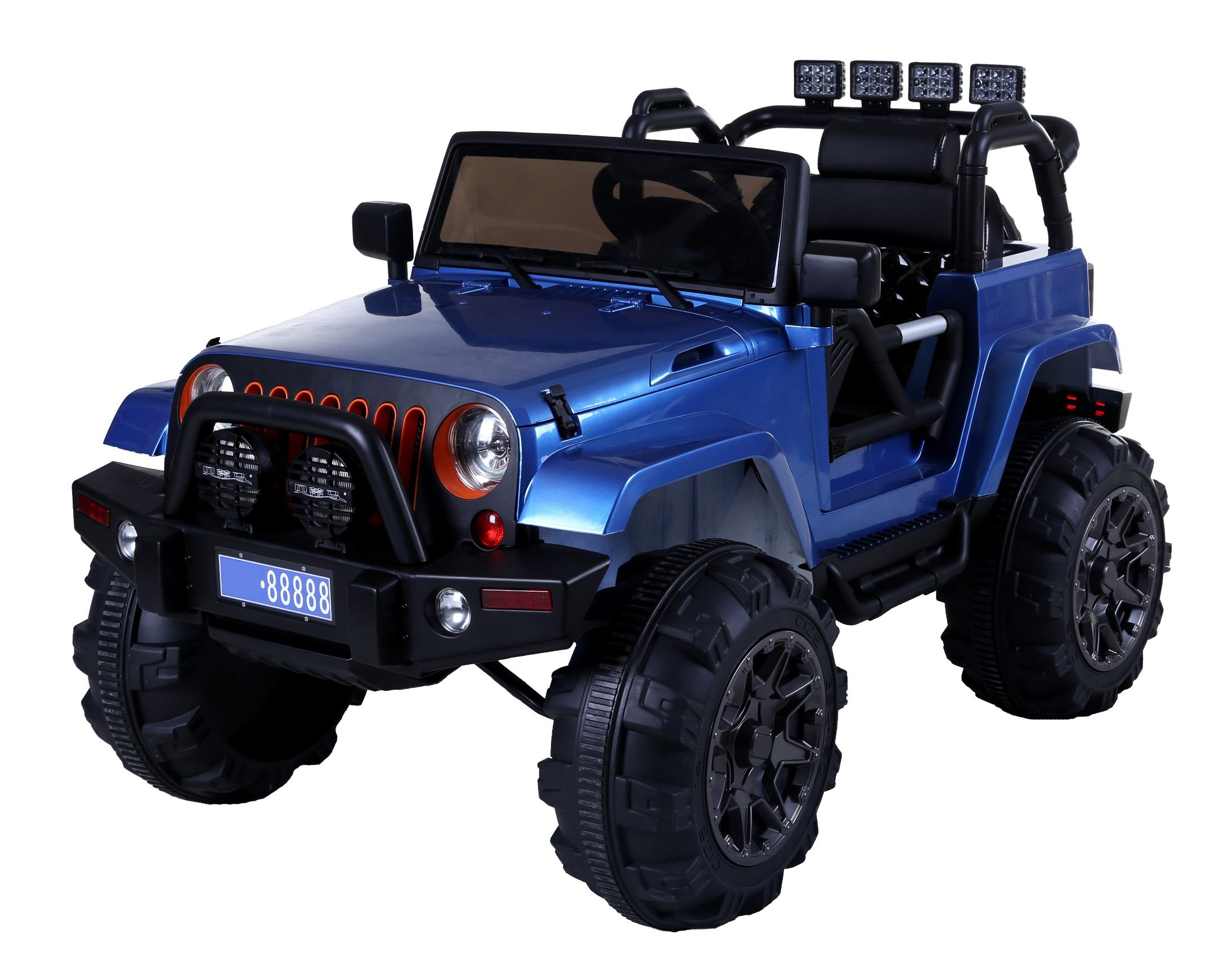 Rr-14800905-Ride on Car with 2.4G Remote Control for Kids 2016