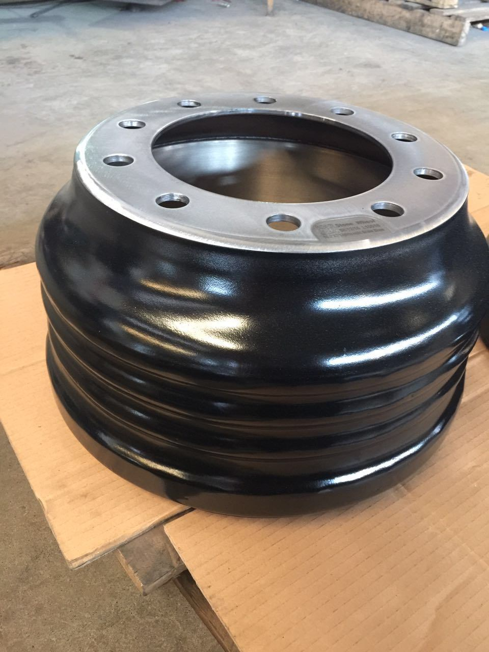 Dual Layer Technology 153 Widening Brake Drum