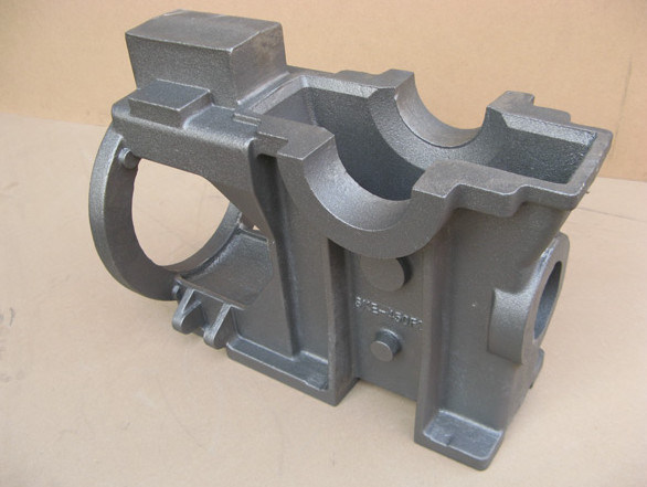 Formwork Part Casting Construct Steel Casting