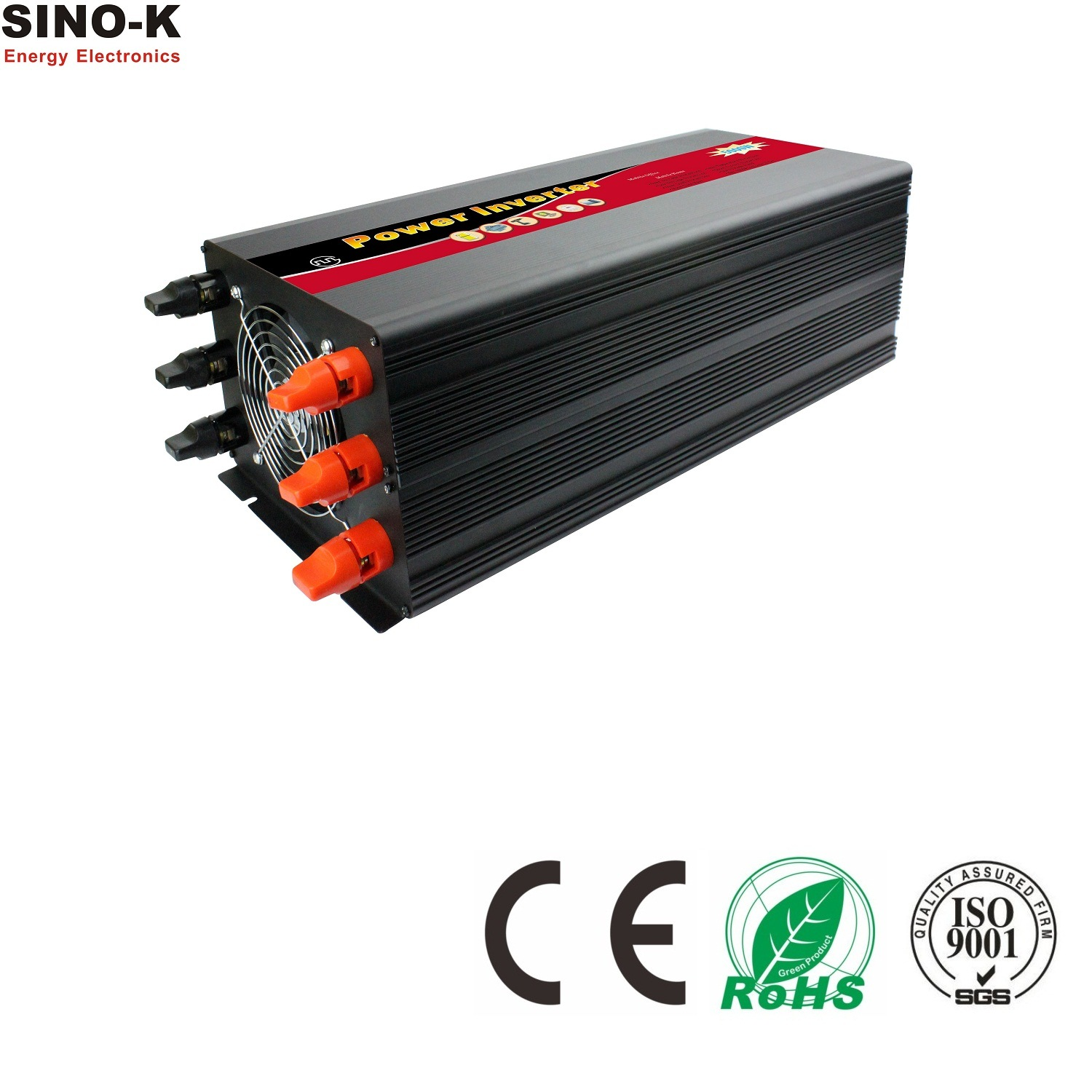 8000W DC-AC Modified Sine Wave Power Inverter