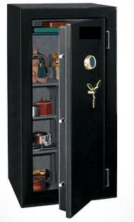Fireproof Gun Safe with Digital Lock-GS01