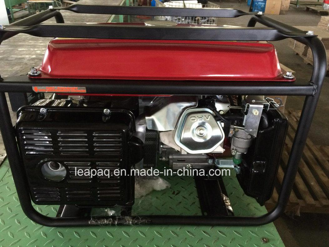5.0 Kw Electric Start New Portable Gasoline Generator
