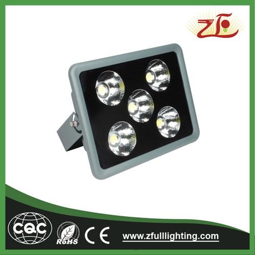 Super Long Lifespan Aluminum 250W LED Flood Light