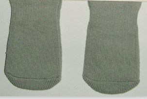Plain Red Knitting Anti Skid Dog Socks and Shoes