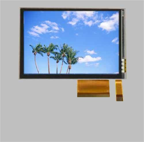 3.5 Inch Sunlight Readable TFT LCD Display with 240rgbx320 Resolution