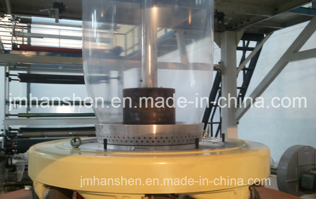Plastic Blowing Machine Blown Film Machine for Shopping Bag