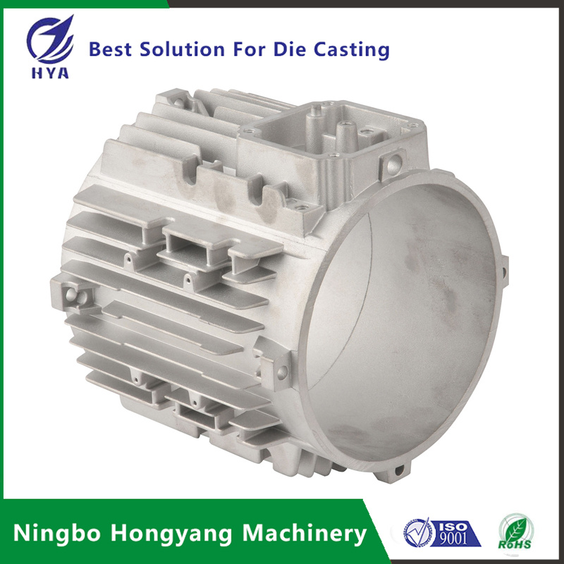 Aluminum Die Casting for Motor Housing