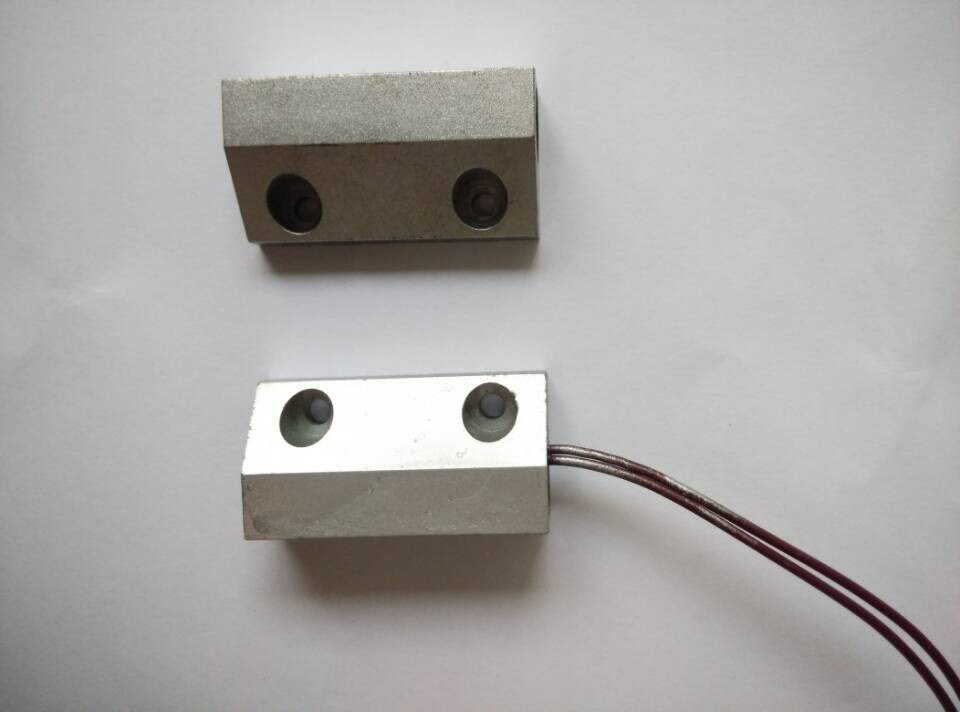 Wired Door Magnetic Contact Switch Sensor