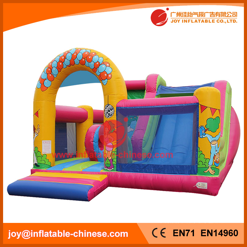 New Inflatable Castle for Amusement Park/Inflatable Jumping Combo (T3-308)