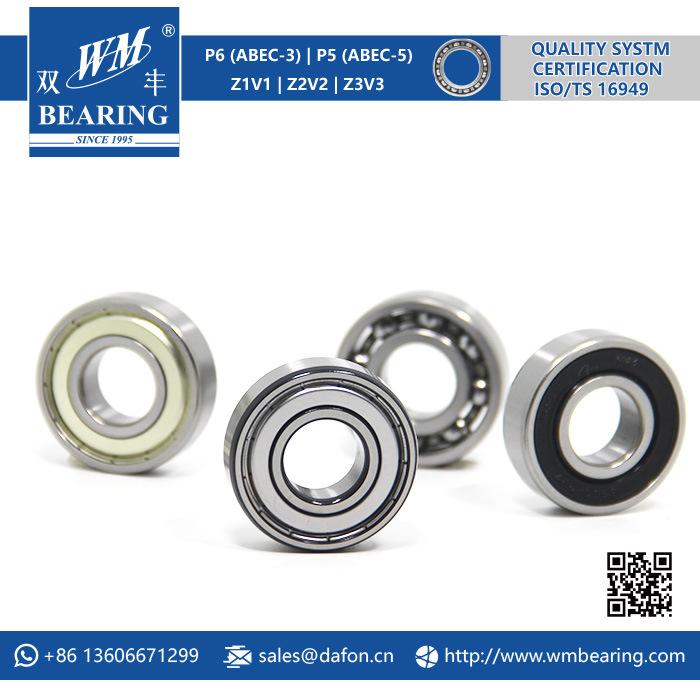 Ventilating Fan Exhaust Ventilator Blower Bearing (6303 6203 6003)