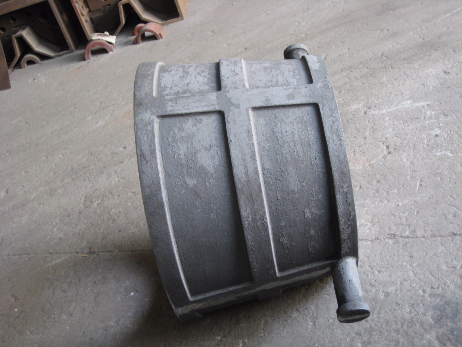 High Quality China Supplier Casting in Steel for Construction