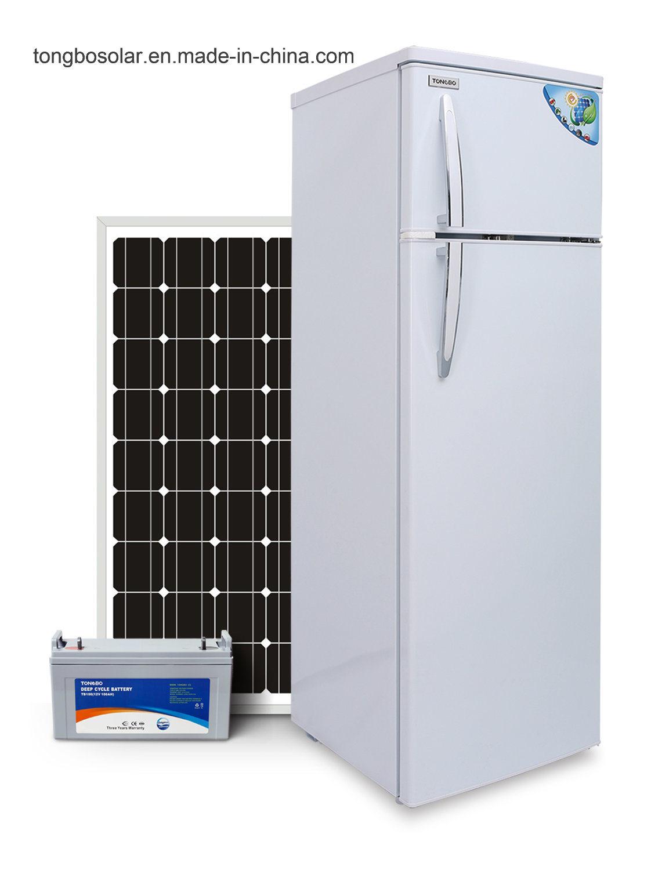 off Grid 12/24V DC Solar Refrigerator Fridge 42L/166L