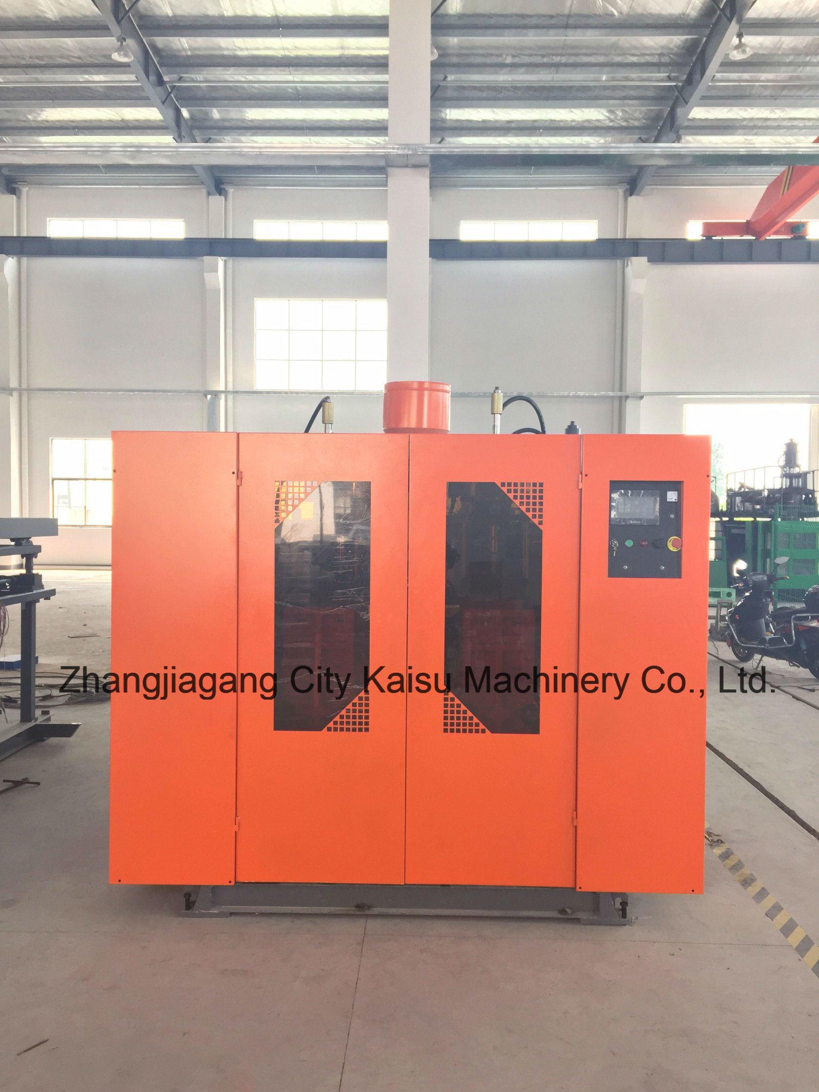 PE PP 5L Single Station Blow Molding Machine