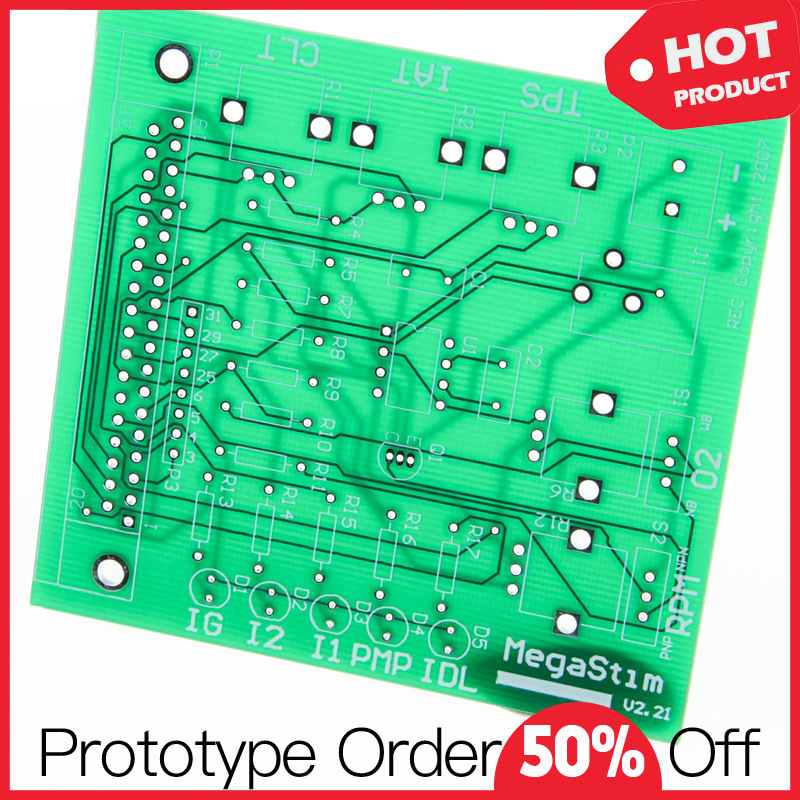 UL Verified Fr-4 Cheap Circuit Board